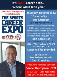 UWG Sports Career Expo