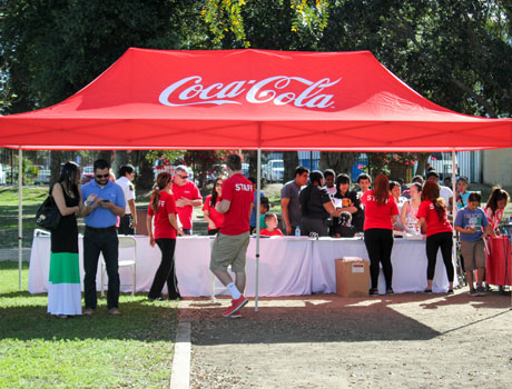 Coca-Cola: Family Field Day