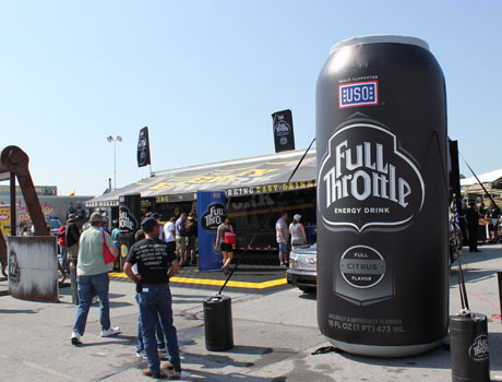 Full Throttle: NHRA