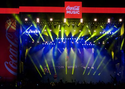 Coca-Cola: March Madness Music Festival