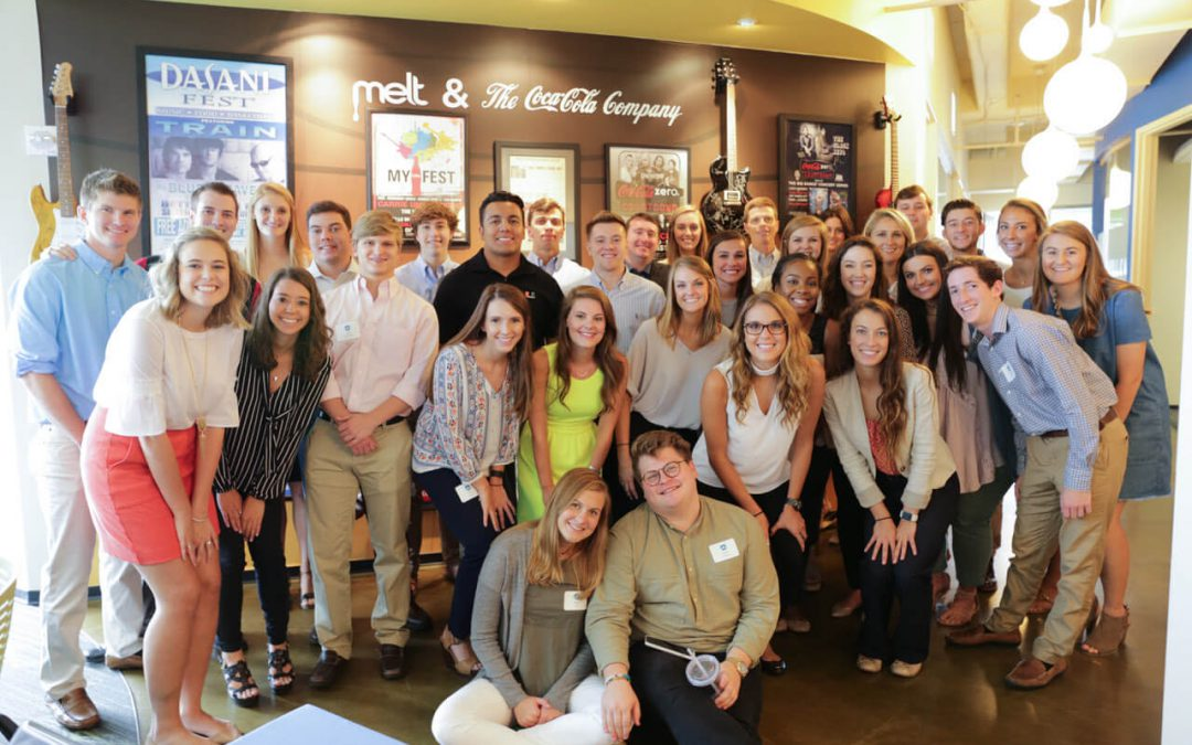 MELT University Graduates 37 Top Sports Marketing Students; MELT Announces New MELT Student University Ambassador Program