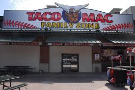 Taco Mac Family Zone