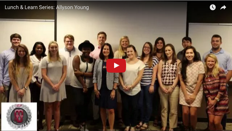 Lunch & Learn Series: Allyson Young