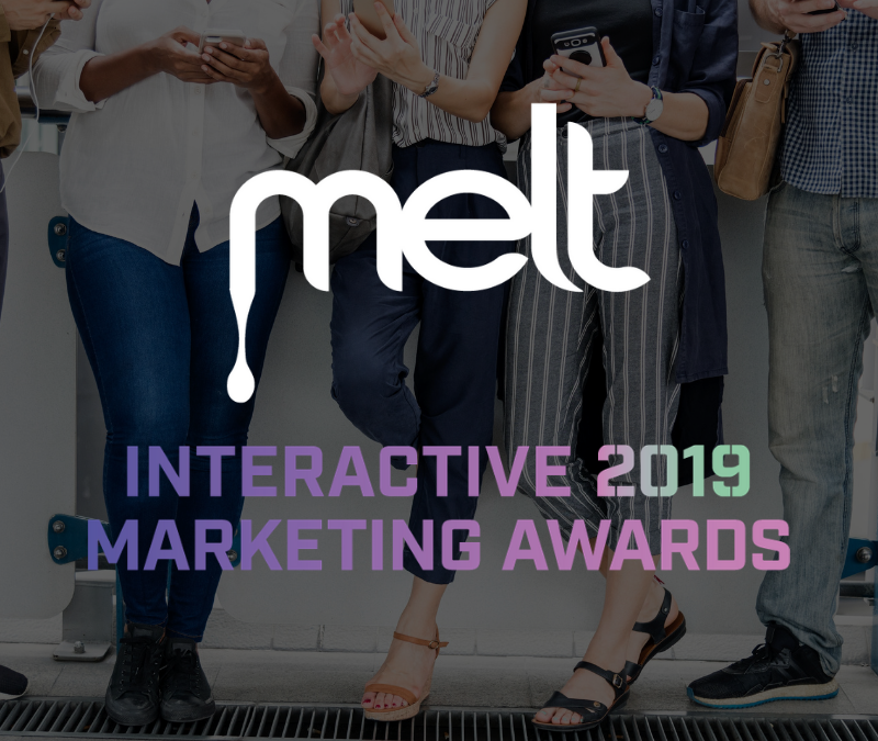MELT NAMED AS A FINALIST FOR PRESTIGIOUS 2019 INTERACTIVE MARKETING AWARDS; AWARD CEREMONY TO BE HELD IN FORT LAUDERDALE ON MARCH 6
