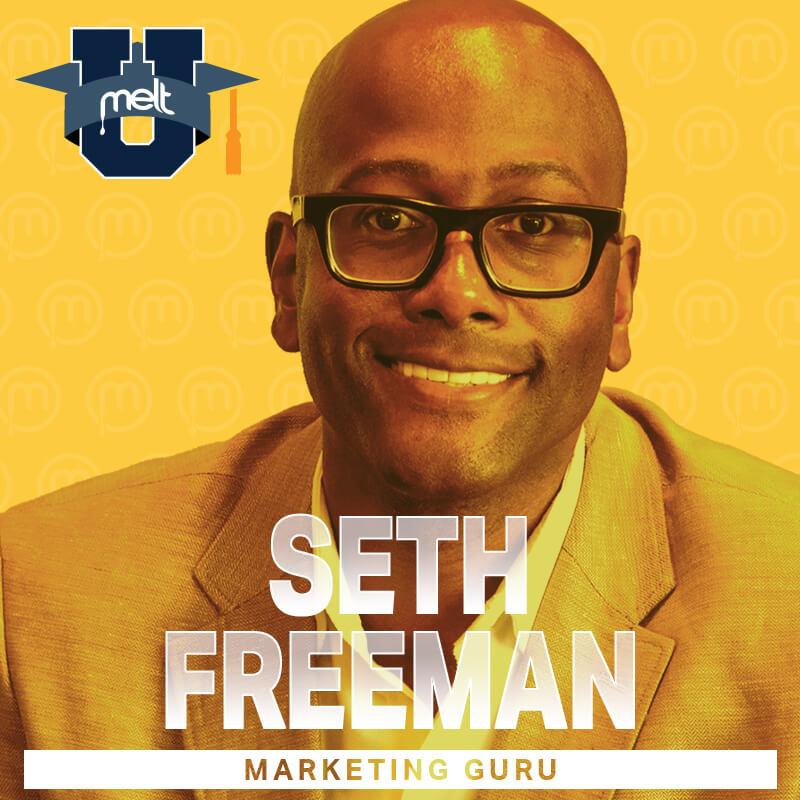 Episode 18: Seth Freeman Marketing Guru