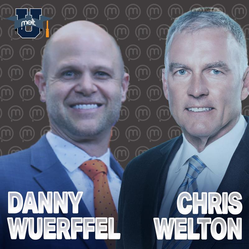 Episode 80: Danny Wuerffel & Chris Welton