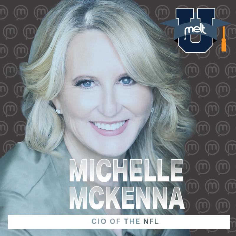 Episode 77: Michelle McKenna Chief Information Officer of the NFL