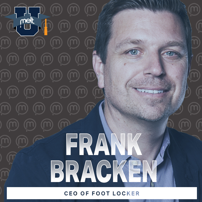 Episode 84: Frank Bracken CEO of Foot Locker