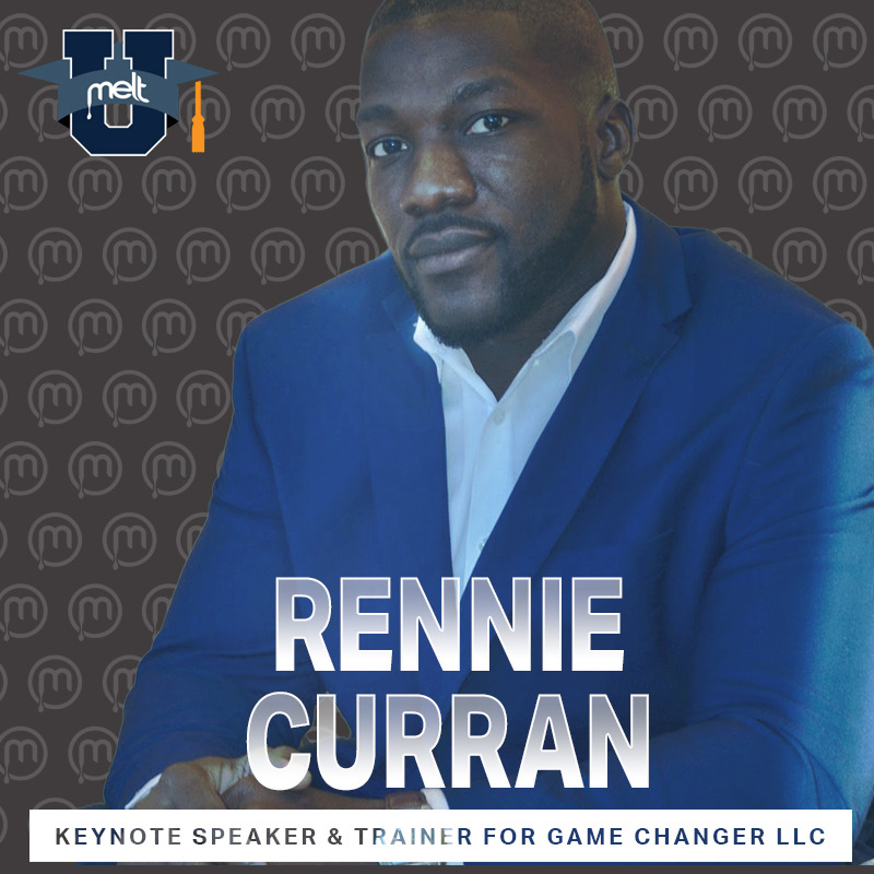 Episode 87: Rennie Curran Keynote Speaker & Trainer for Game Changer LLC