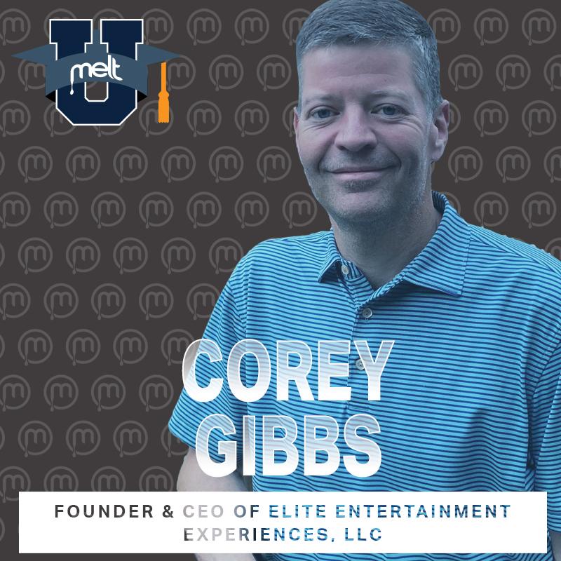 Episode 94: Corey Gibbs Founder & CEO at Elite Entertainment Experiences, LLC.