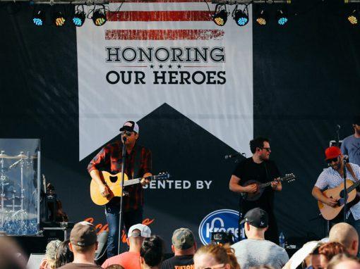 Coca-Cola & Kroger: Honoring Our Heroes Concert
