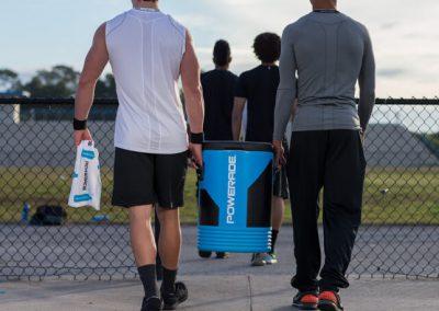 Powerade: Sidelines Equipment Program